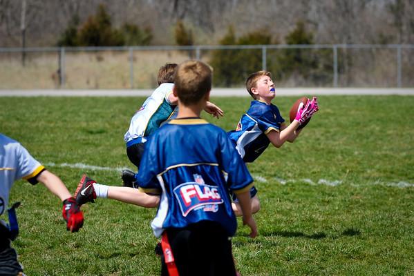 Ian Flag Football Spring 2013