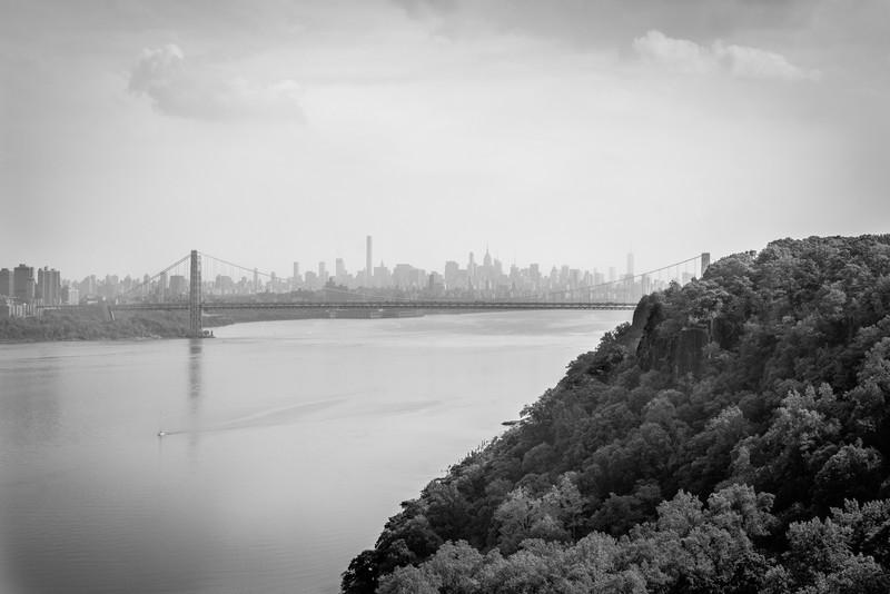 New York City from New Jersey By AlexKaplanPhoto.com, #nyc,#georgewashingtonbridge, #NYfromNJ, #AlexKaplan, #NewYorkCity, #NewYork
