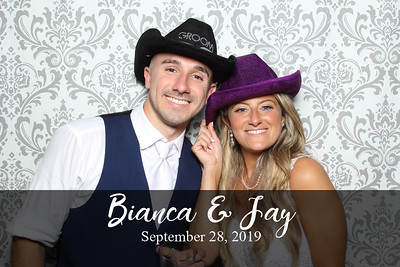 Bianca & Jay's Wedding - 9/28/19