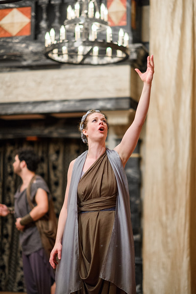 Antigone by Sophocles. 2018/19 Hand of Time Tour. Photos by Marek Kunicki.