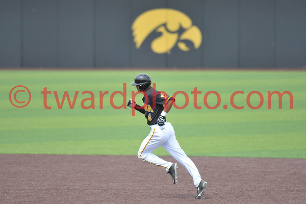2015 Iowa Baseball - Northwestern