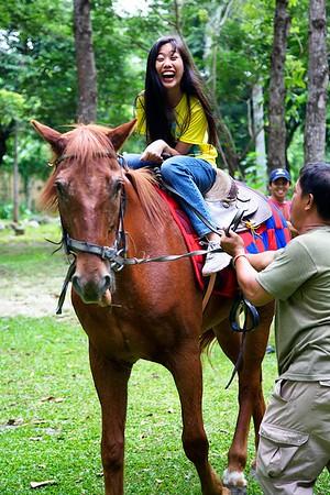 Ocular Trip to Tagaytay SY 2013-2014