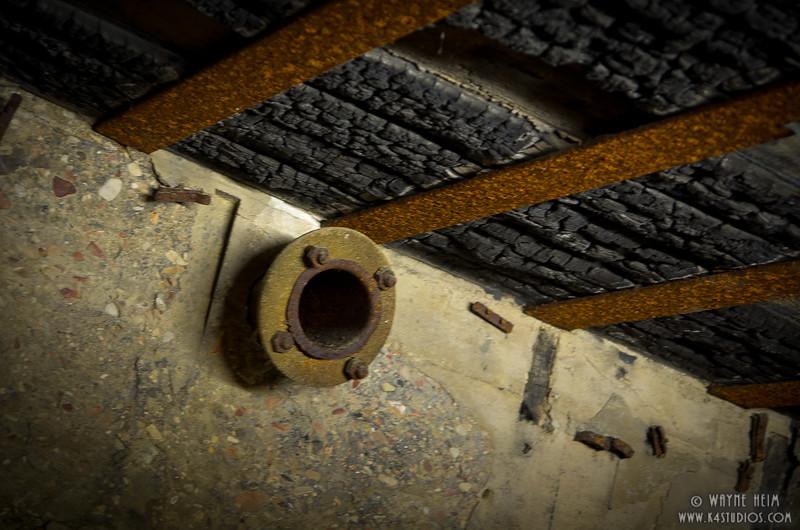 German Bunker 19   Photography by Wayne Heim