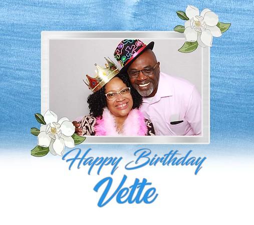 Happy Birthday Vette