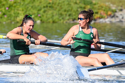 Michigan State Women's Rowing at the PAC-12 Challenge, 2018