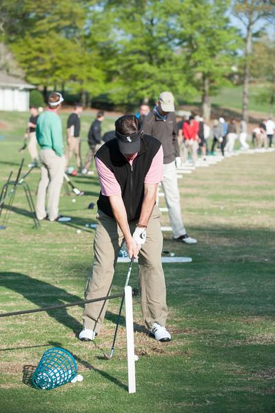 Golf Candids