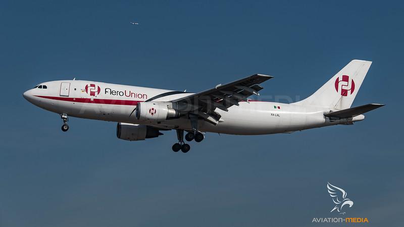 AeroUnion / Airbus A300B4-203(F) / XA-LRL