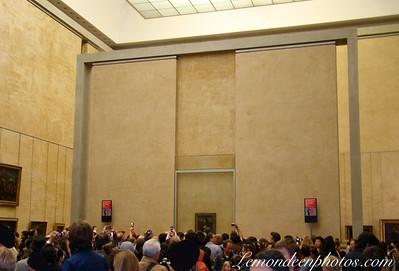 Musée du Louvre - Gros Plan sur les Oeuvres d'Art et La Joconde
