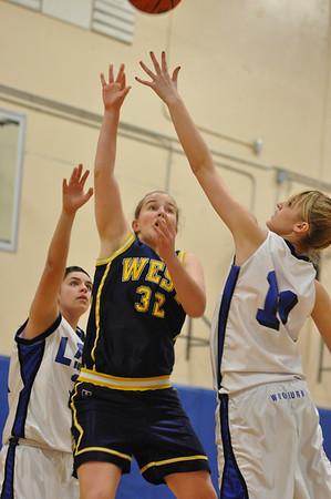 Woodburn vs. West Albany Girls Frosh\JV/Varsity Basketball