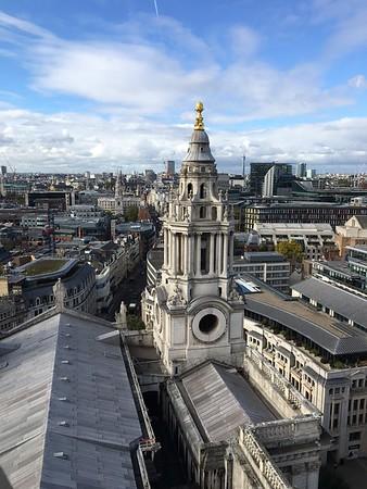 London October 2020
