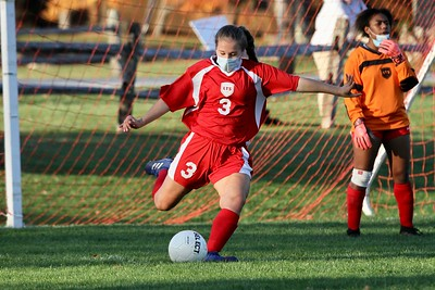 LTS Girls Varsity Soccer vs MSJ photos by Gary Baker