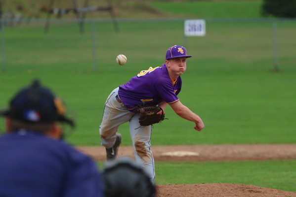Baseball vs. Galesburg Augusta - KCHS - 4/21/16