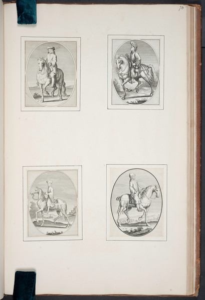 To the Right Honourable and my Noble Patron Edward Earl of Oxford, And Earl Mortimer, &c.&c. A collection of the works of G. Vertue of London, Engraver, the first chosen proofs from the engraved plates, Begining in the Year 1708, vol. 1