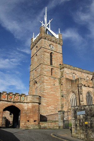 St Michael's Parish Church, Linlithgow - 15 February 2014