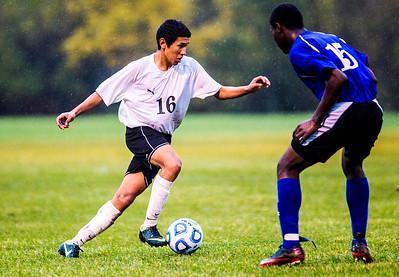 20141014 - Boys Soccer Christian Life @ Harvard (KG)
