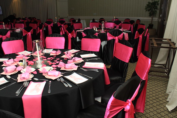 October 2012 - 1st annual Pink Tie Ball