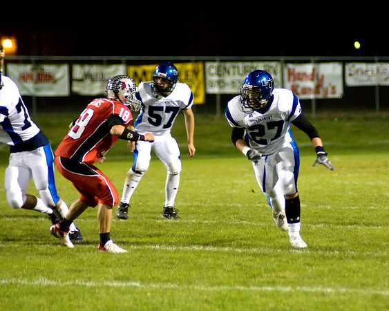 2007 Longmont vs Loveland Football