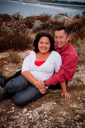 Karen & Huy Engagement Photography