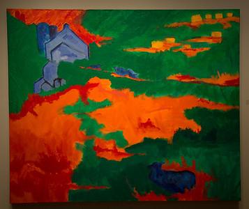Katharine Bontecou Gallery Opening