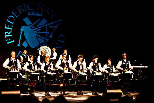 Society of St. Andrew's Pipe Band 2011