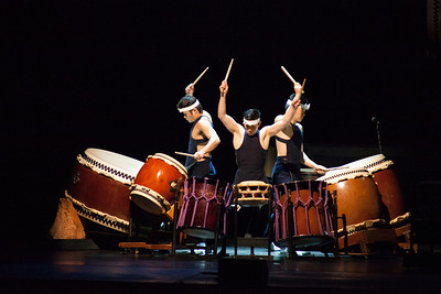 March 8th, 2013 Kodo One Earth Tour 2013