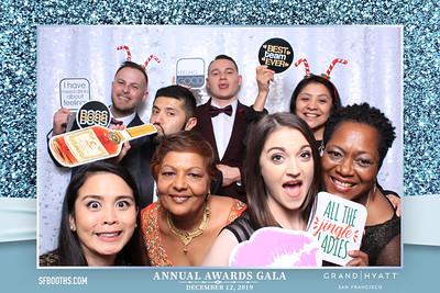Grand Hyatt Annual Awards Gala (Booth 1) - December 12, 2019