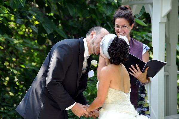Aaron & Michelle's Wedding Ceremony 06/12/10 in Gainsville, FL