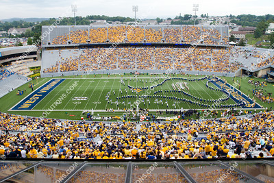 WVU vs William & Mary - August 31, 2013