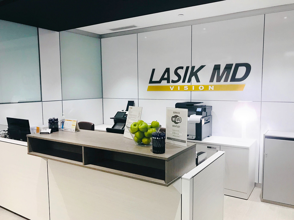 LASIK MD - Consultations before the surgery