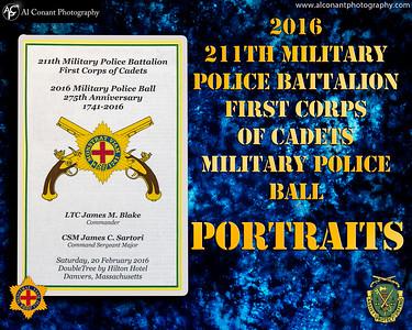 2016 Military Police Portraits