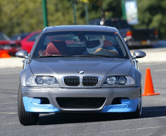 M3  at Philly SCCA  9/19/04