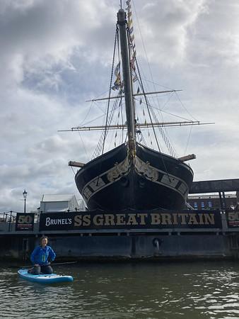 Harbourside Adventure, 19 September, 11:00 (Alice)
