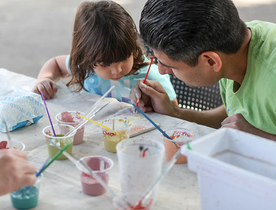 Houston Center for Contemporary Craft / Family Day