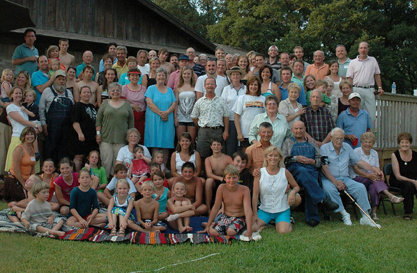 2009 Hall Family Reunion
