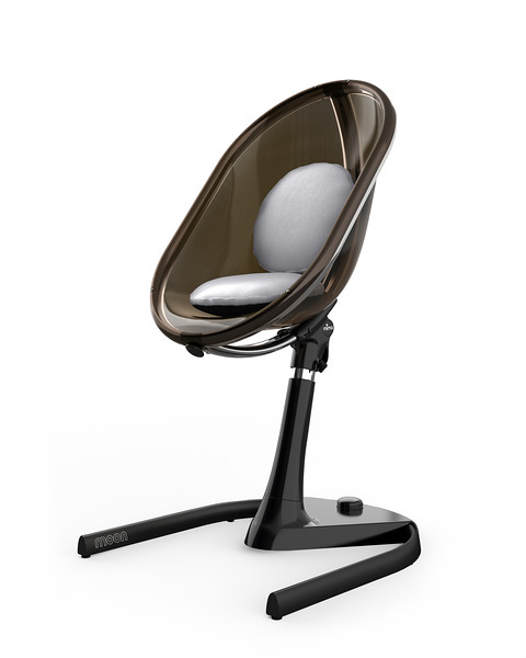Mima_Moon_Junior_Chair_Product_Shot_Black_Silver_Cushions_Front_View.jpg