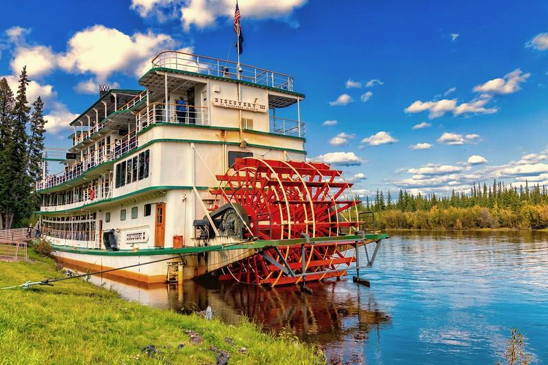 Discovery III in Fairbanks