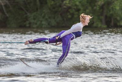 Rock Aqua Jays - Roni Stapelmann 2014 Swivel