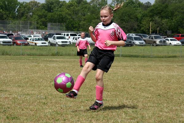 2012 Soccer Lilah