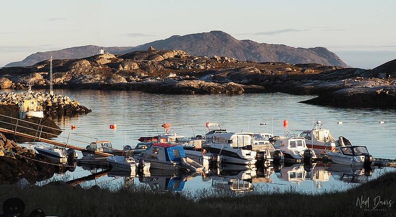 Port of Nanortalik Island, Qoornoq Province, Kitaa, Southern Greenland, Kingdom of Denmark