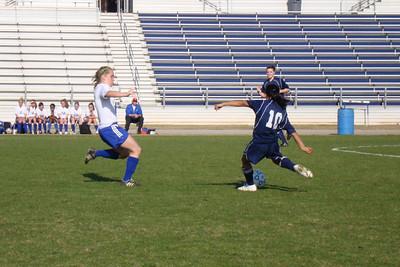 Girls_JV_Blue vs Spalding