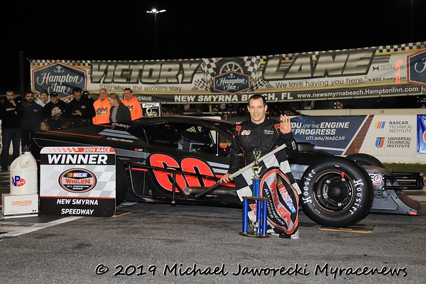 New Smyrna Speedway Richie Evans 100