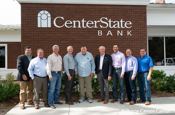 Center State Bank Board of Directors 2018
