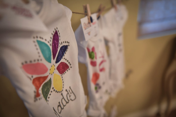 Gen & Marshal's Baby Shower 2018