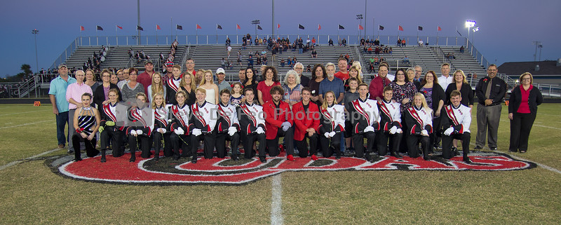 NSB Senior Night 2017