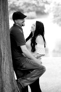 Nicole and Blake Engagement Portraits
