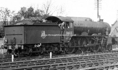 Gresley B17 'Sandringham' B.R. era