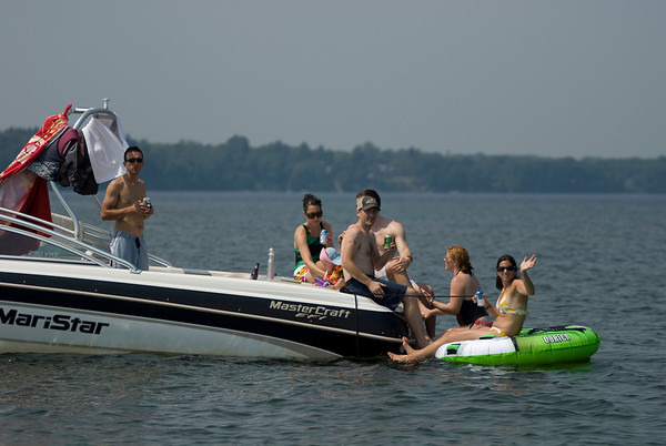 Lake Champlain Boating