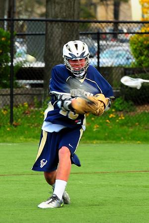 LCC Varsity Lacrosse vs. South Side, NY 4.10.12