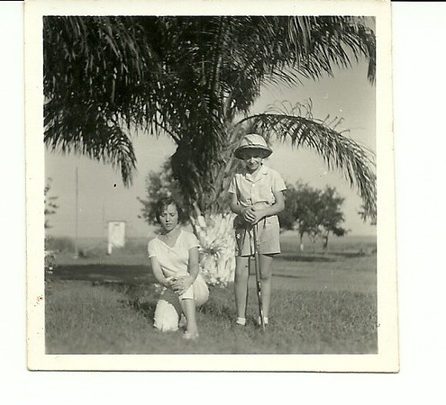 Luxinene, Angola - 1962