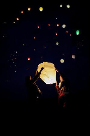 Lanterns For Lleyton